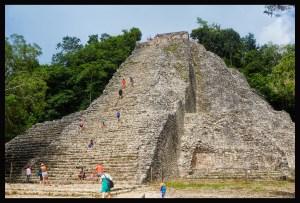 A-Ixmoja Pyramid