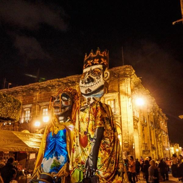 Day of the Dead in San Miguel de Allende