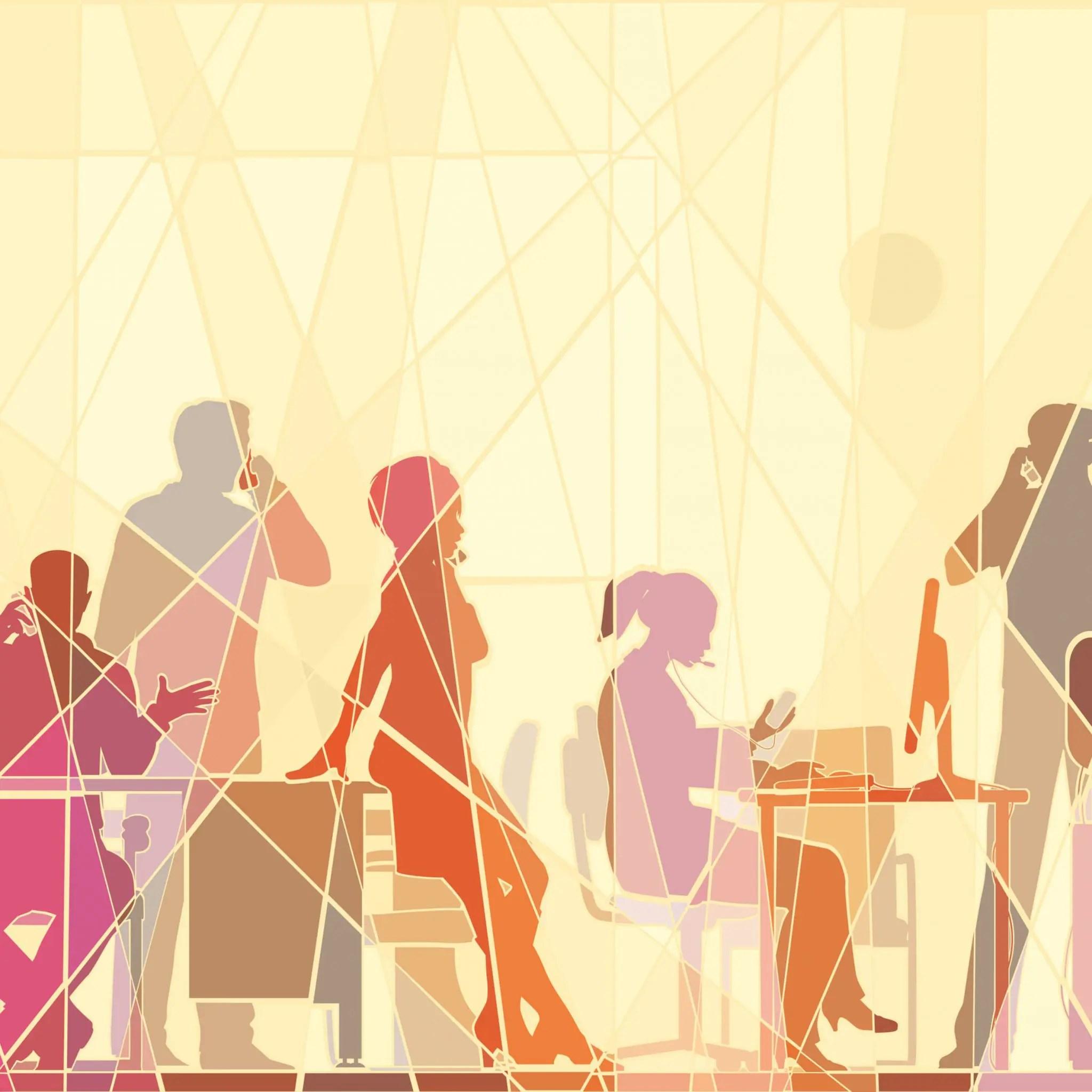 digital workforce collaboration market research