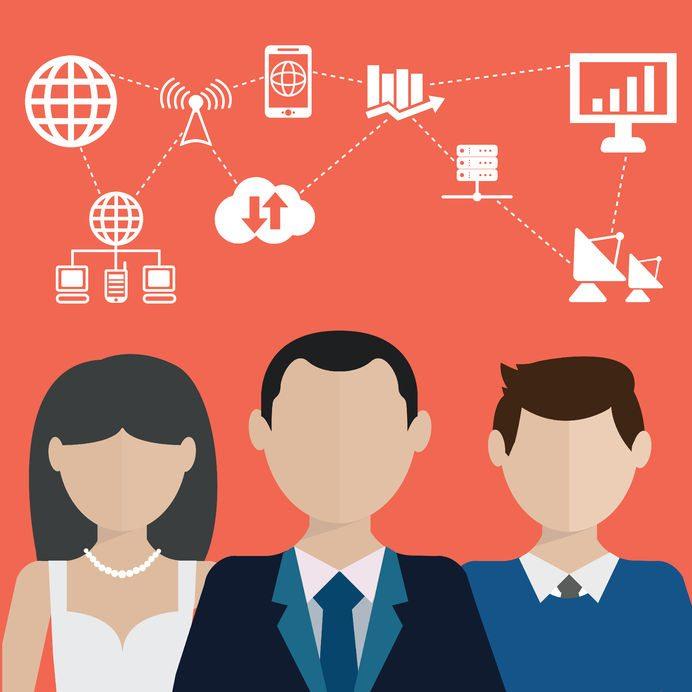 Telecom big data resume: Three examples