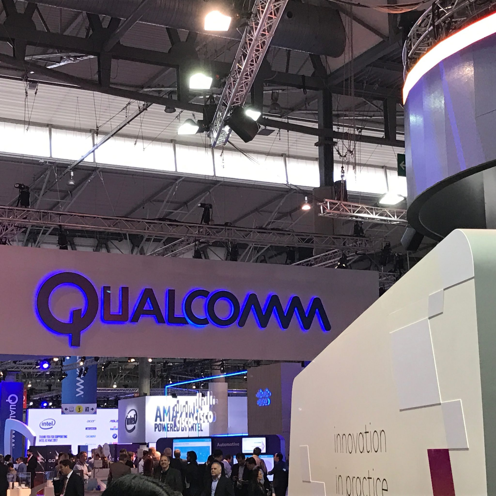 Broadcom Pledges 5G Investment to Win Qualcomm Deal Approval