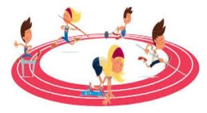 Read more about the article Animation KID'ATHLETICS 24 mars 2019