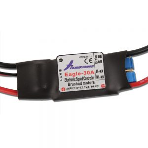 Hobbywing-Brushed-Eagle-30A-40A-ESC-RC-airplane-Aircraft-370-380-390-540-motor