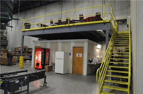 Mezzanines Rcs Industrial