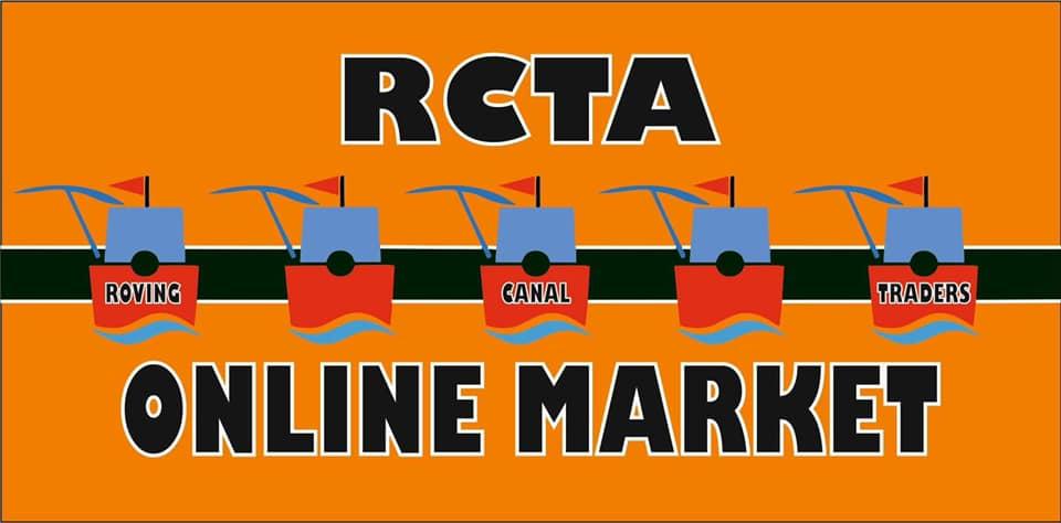 RCTA Online Market logo.