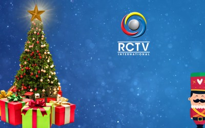 ¡En RCTV International estamos contentos!
