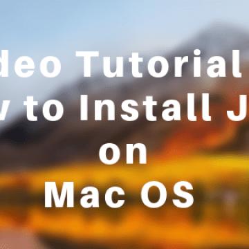 Install JIRA on Mac OS