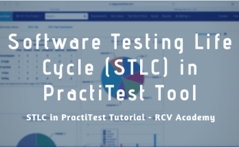 Software Testing Life Cycle (STLC) in PractiTest Tool