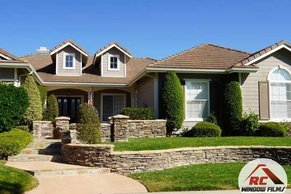 Tint House Windows to Reduce Heat Glare