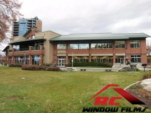 Commercial window tint for coeur d'alene properties