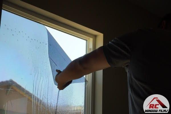 Reduce glare from windows