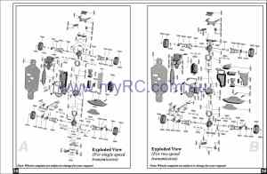 Rc Car Parts Diagram  Wiring Diagram