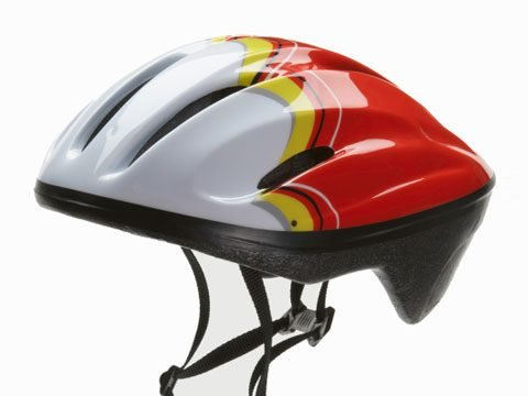 1. Bike or motorcycle helmets