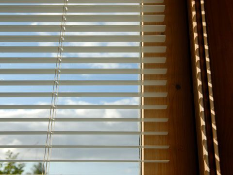 The best way to dust blinds?