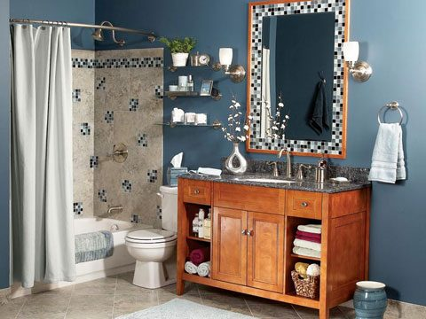 bathroom makeovers on a budget | reader's digest