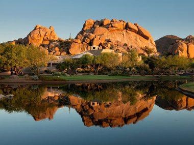 4. The Boulders, Arizona