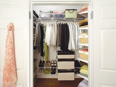 secrets to clean and organized jewelry, closet