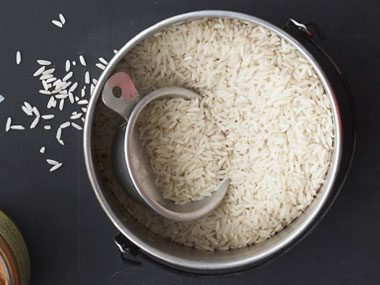 foods to skip, white rice