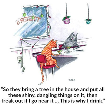Christmas Cartoon Collection For Yuletide Laughs Reader