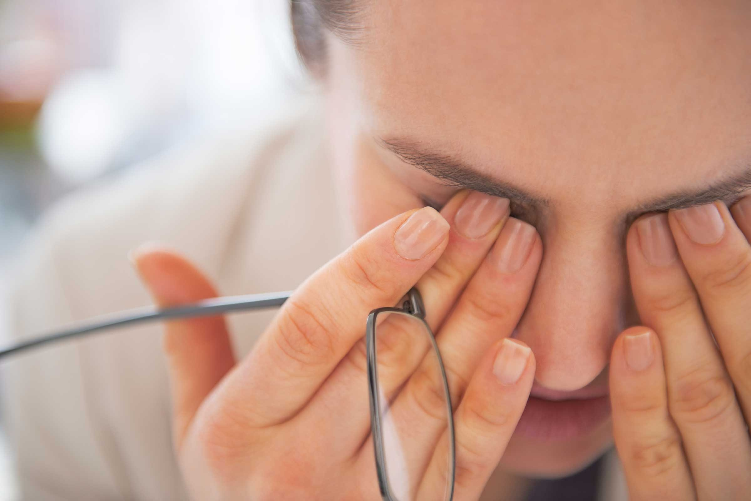 Don't: Trust yourself to gauge how tired you really are