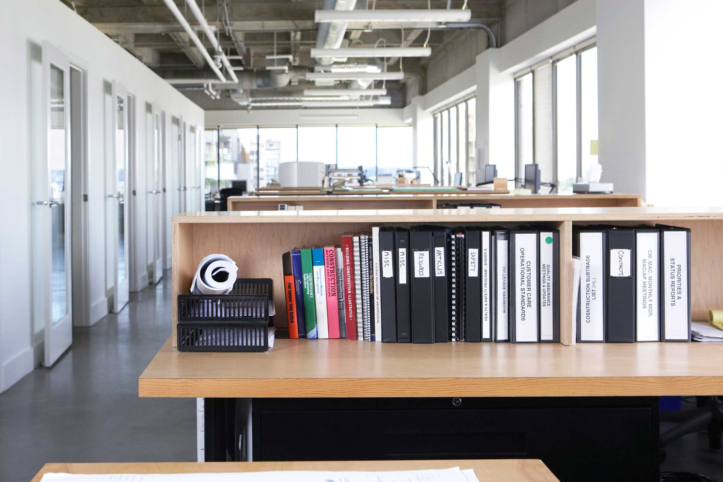 Office Organization Tips Set Up An Organized Cubicle