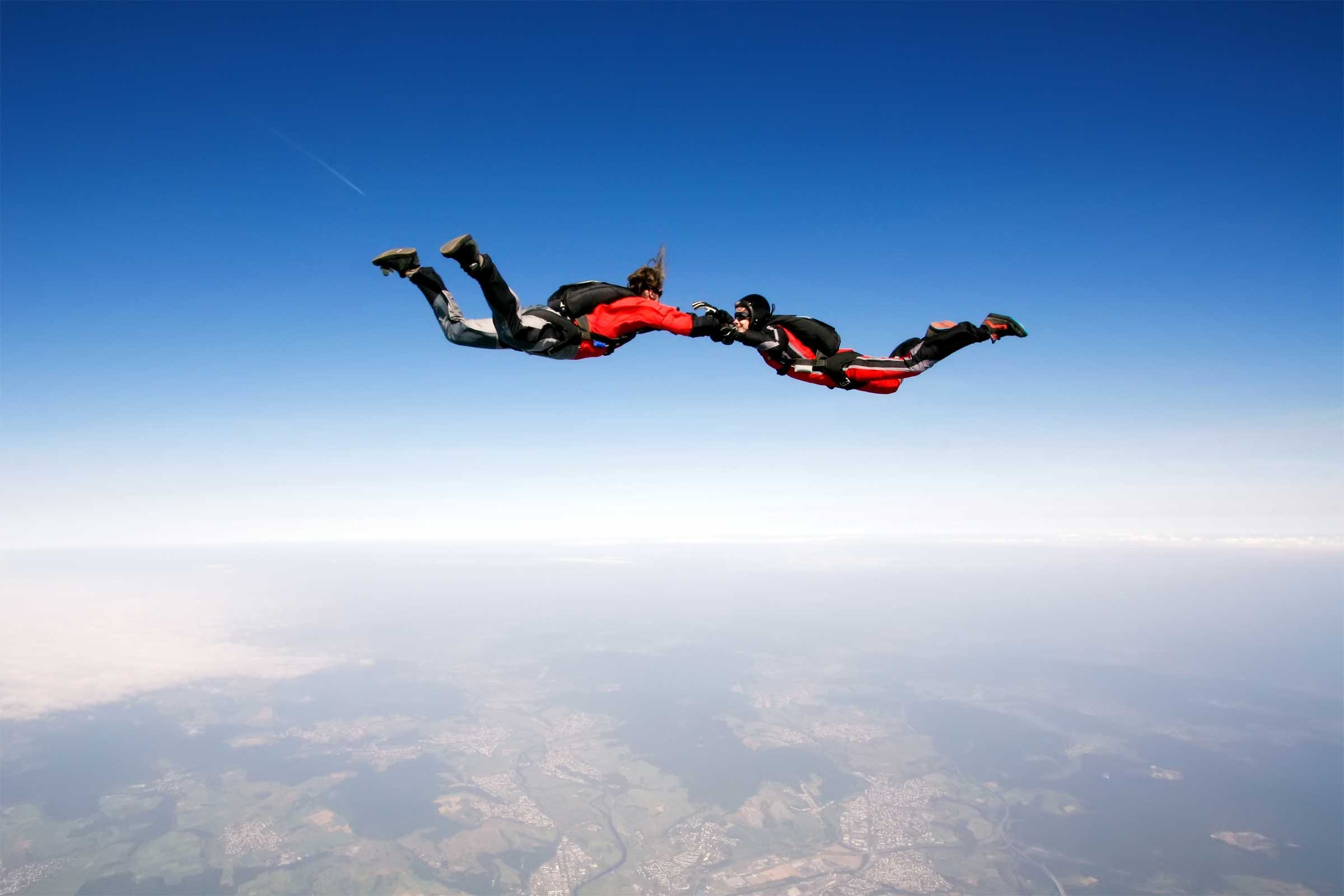 Before You Go Skydiving What You Need To Know