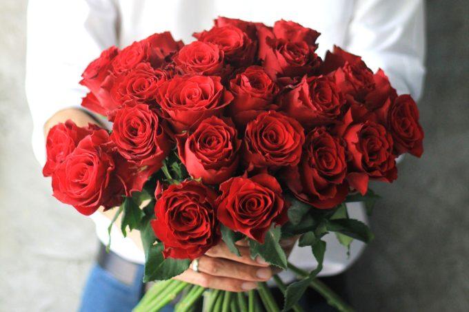 Image result for Rose for valentine present