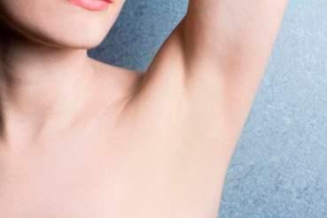 armpit embarrassed
