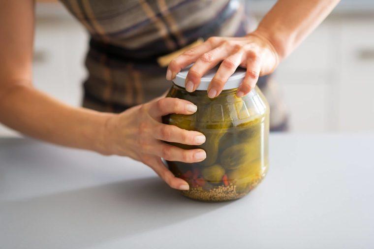 Pickle-jar