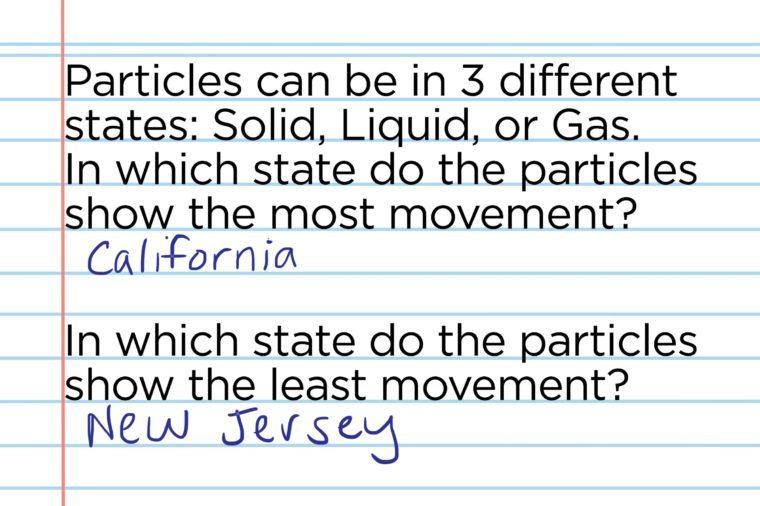 Active states