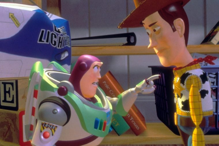 Toy Story , Buzz Lightyear (Character) Woody (Character)