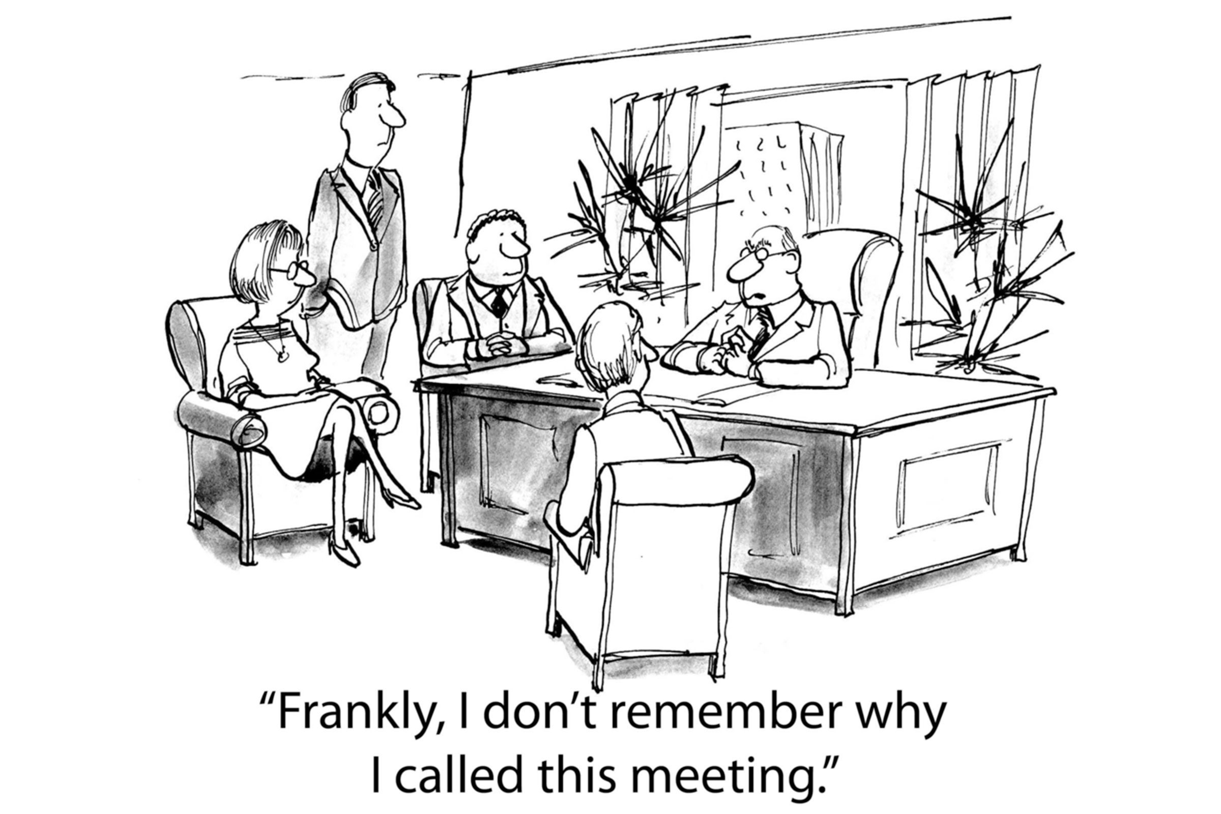 Funny Work Cartoons To Get Through The Week