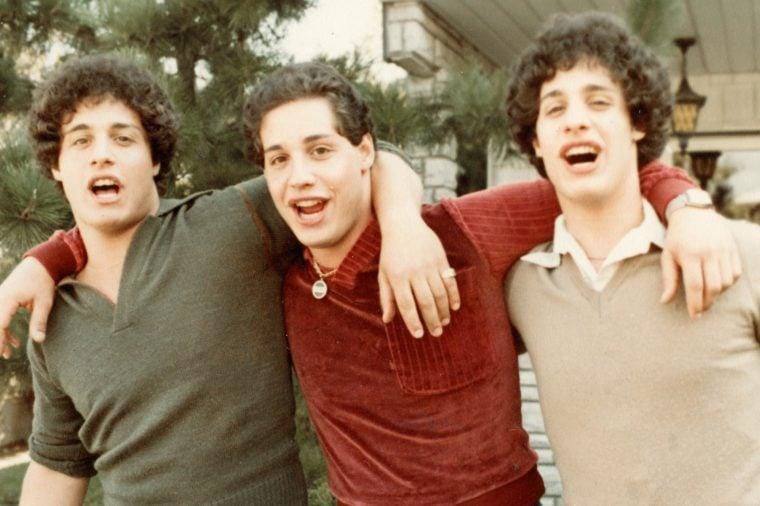Eddy Galland, Robert Shafran, and David Kellman
