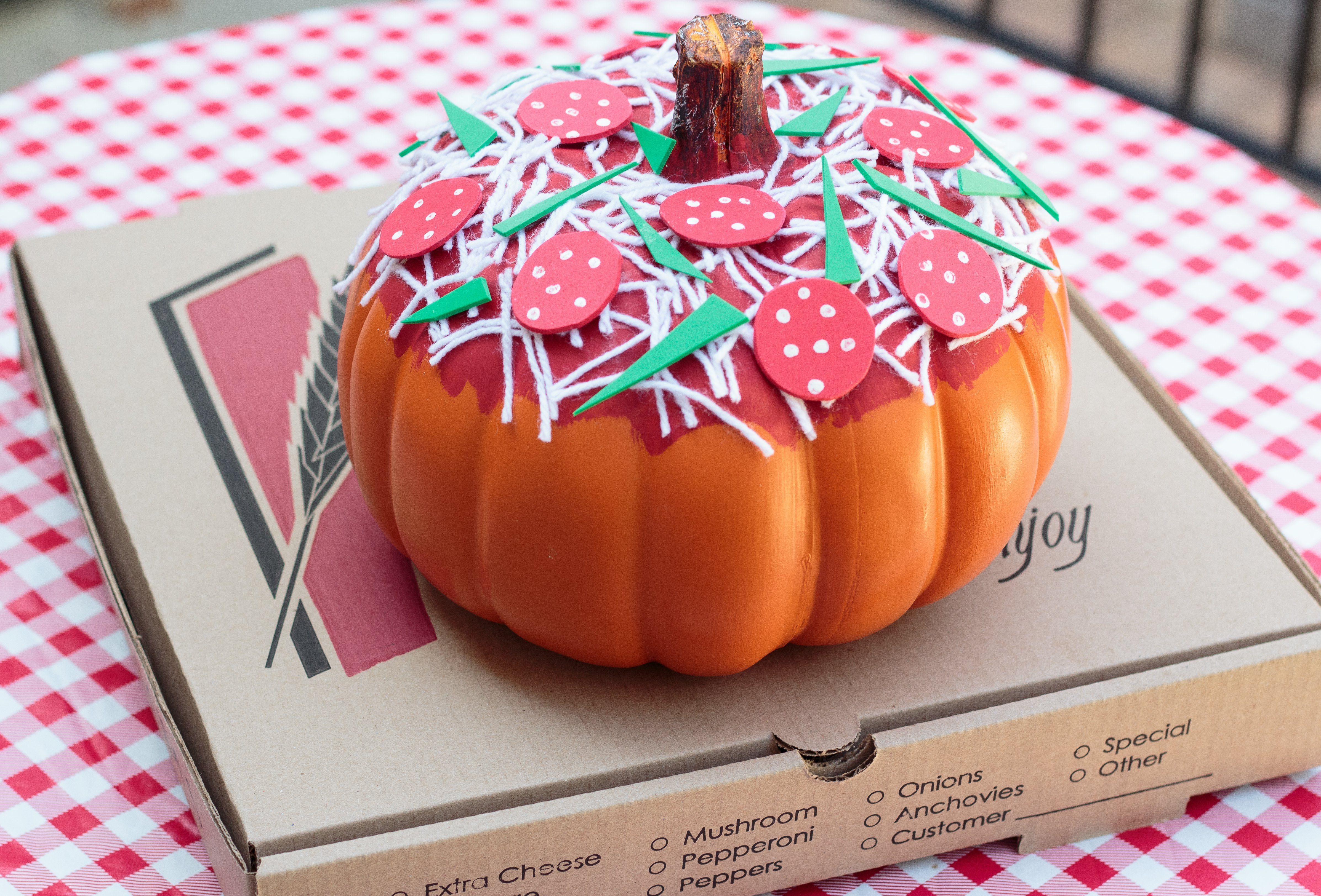 Simple No Carve Decoration Ideas For Pumpkins Reader S Digest