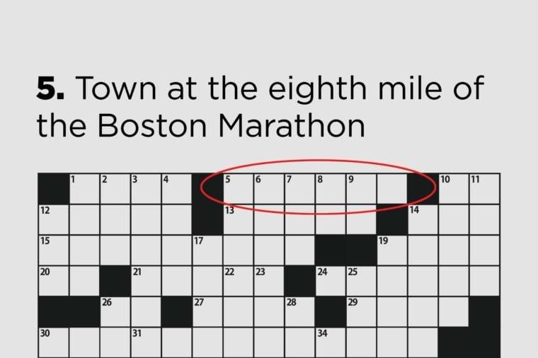 Very Funny Joke Crossword