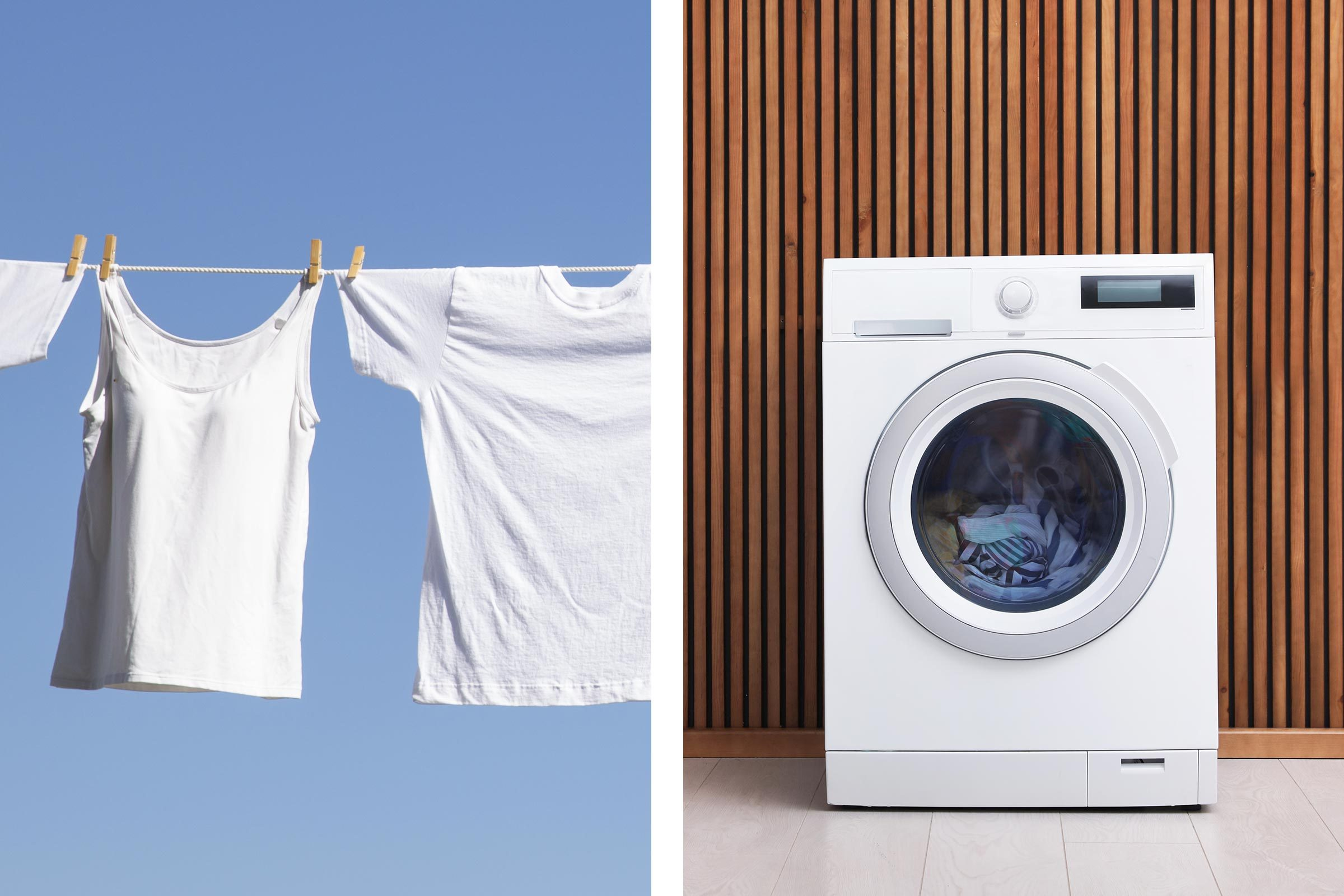 Is It Better To Air Dry Or Machine Dry Your Clothes Reader S Digest