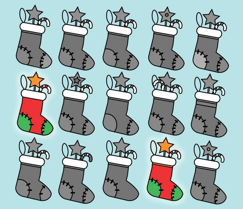 Almost Impossible To Solve Christmas Brain Teasers