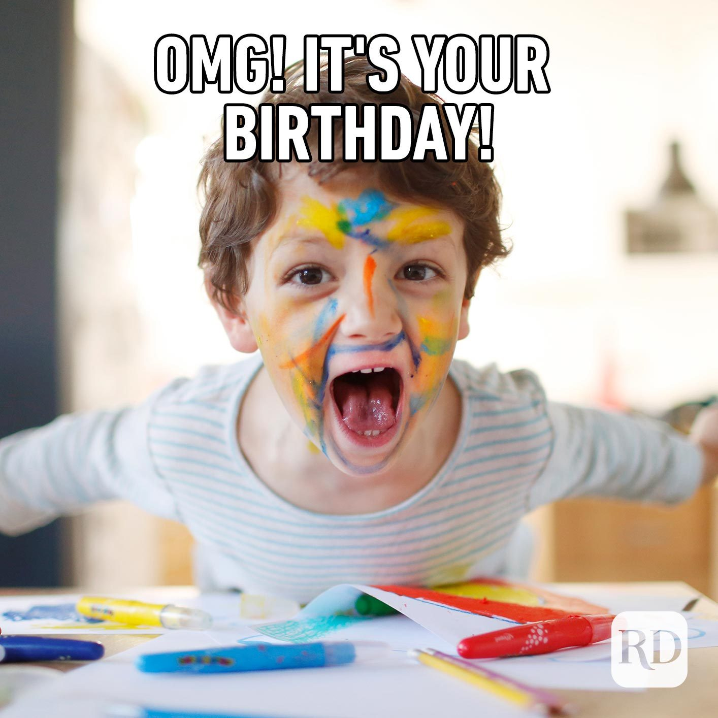 30 Of The Funniest Happy Birthday Memes Reader S Digest
