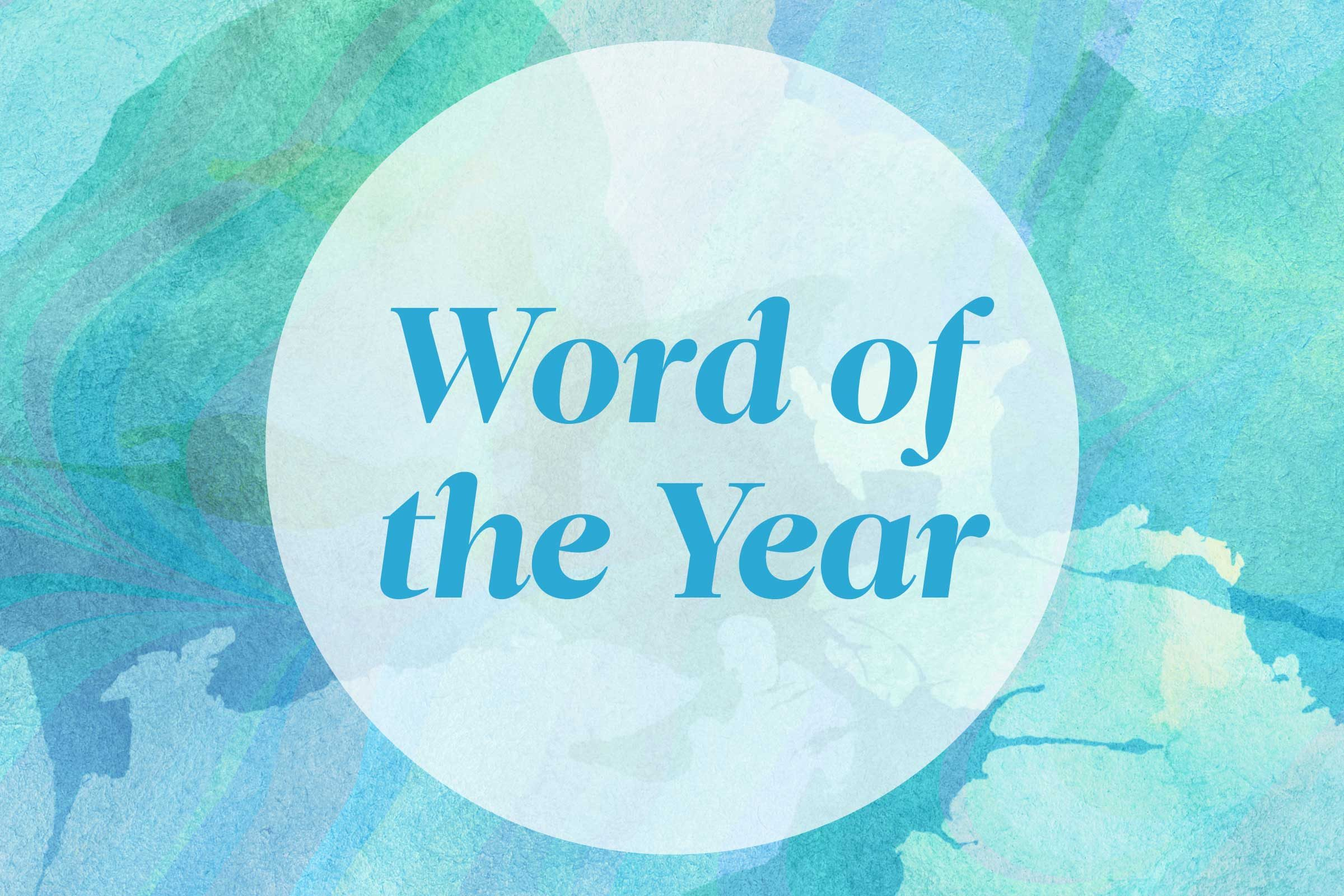 Image result for word of the year