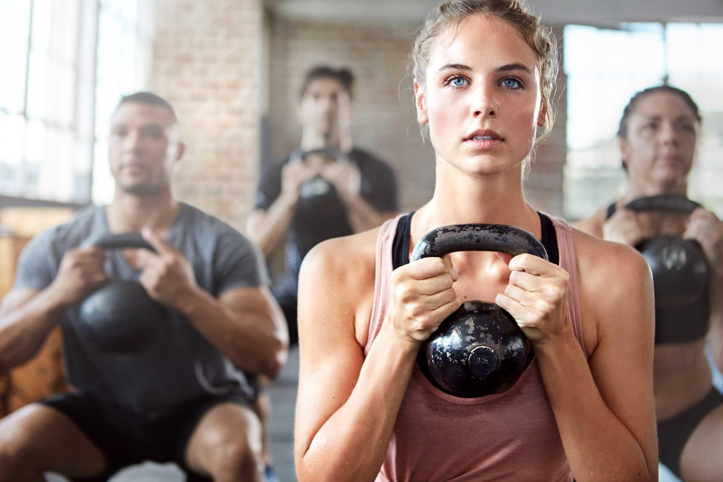 Postpartum Exercise How To Sneak It In Readers Digest