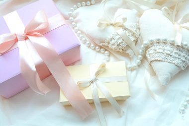 Wedding etiquette gifts for readers