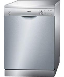 FREE STANDING DISHWASHER BOSCH STAINLESS STEEL 60 CMS SMS40E38EU