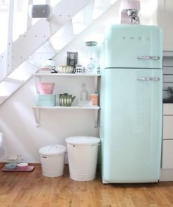 2 DOORS FRIDGE FREEZERS