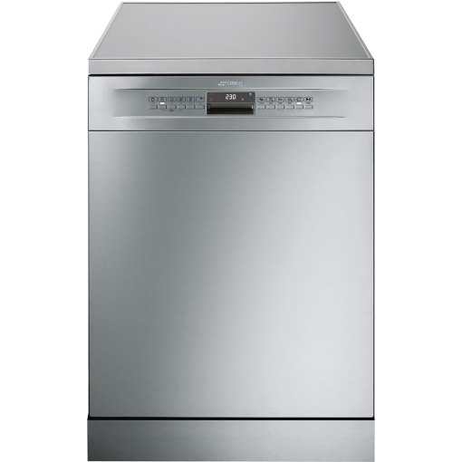 FREE STANDING DISHWASHER ST STEEL 3RD TRAY SMEG LVS4334XIN