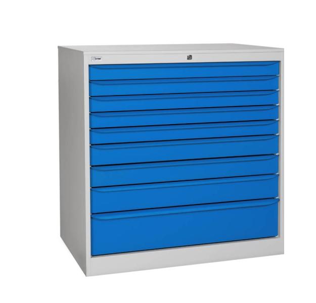 armoire a tiroirs multiples os industriel