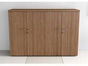 armoire de bureau bois et metal gamme armoires bois pour bureau direction ub