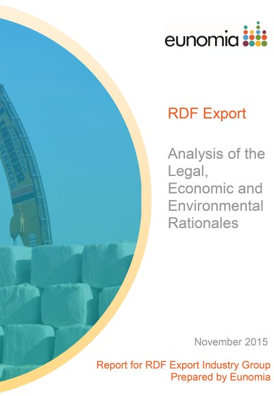 RDF Export - Analysis of Legal, Economic and Environmental Rationales cover