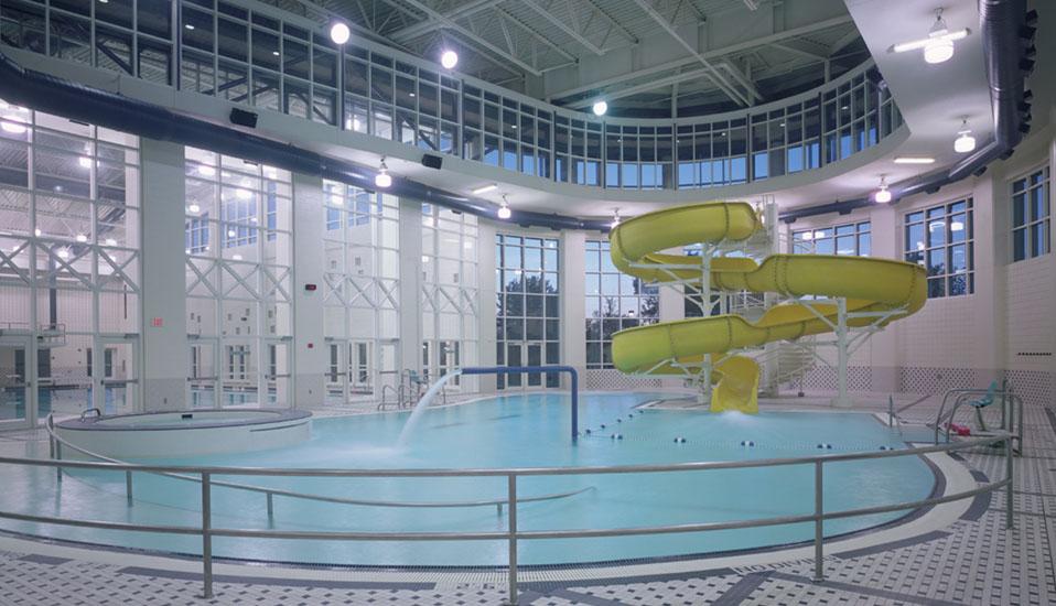 University Of Northern Iowa Wellness Recreation Center