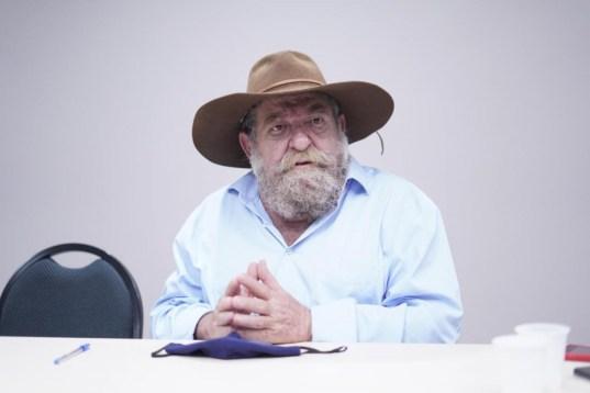 Nelson Barbudo - deputado federal - coletiva