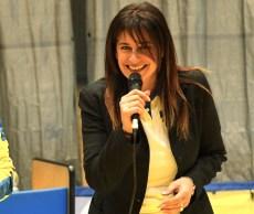 Fabiana Bianchini, presidente della Spes Belluno